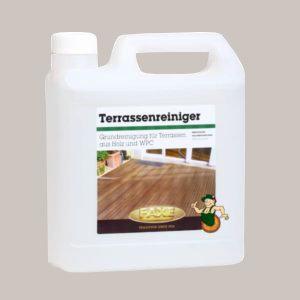 FAXE Terrassenreiniger